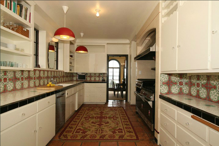 Moroccan tile kitchen62 moroccan tiles los angeles Moroccan inspired kitchen design